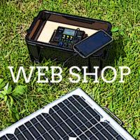 独立型ソーラー発電機